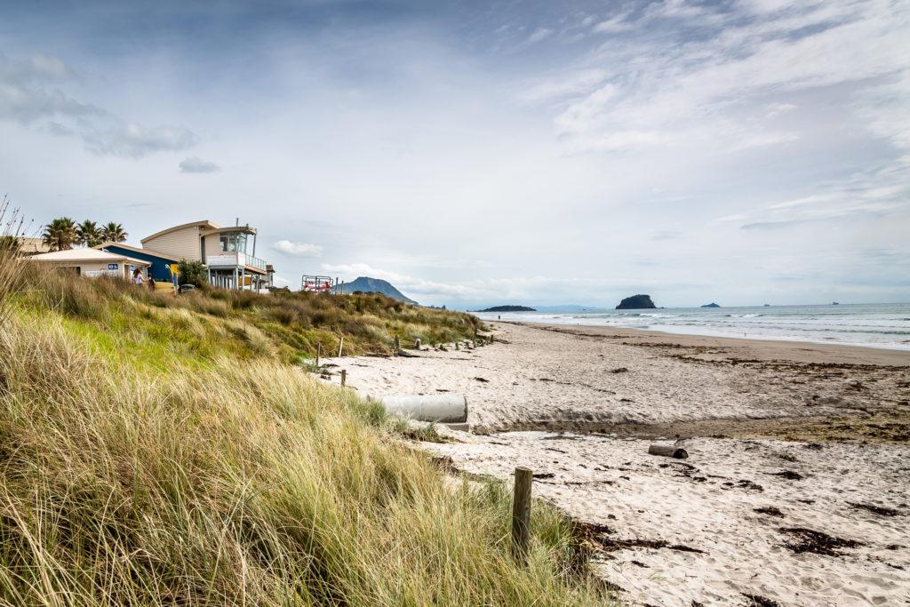 Mt Maunganui Beach, New Zealand