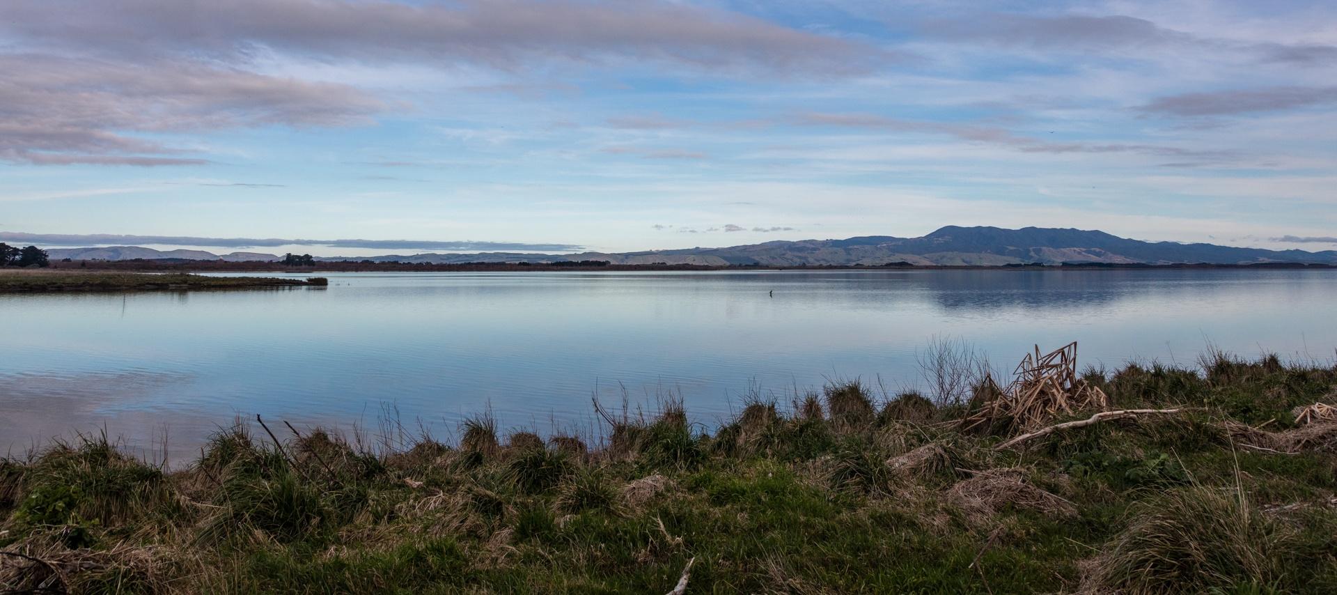 Lake Wairarapa, NZ